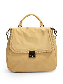 Be & D - Genesis Lambskin Shoulder Bag