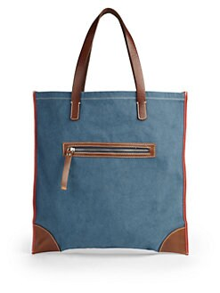 Massimo Palomba - Dizzy Canvas Tote