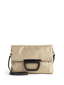 Botkier - Rae Woven Metallic Shoulder Bag