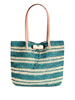 Mar Y Sol - Adelaide Striped Tote