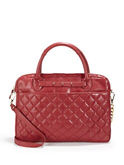 Be & D - Quilted Laptop Case