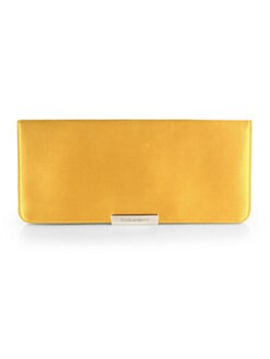 Dolce & Gabbana - Satin Evening Clutch