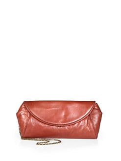 Dolce & Gabbana - Leather Convertible Shoulder Bag