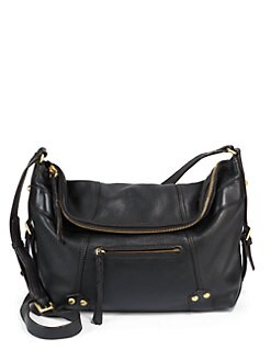 orYANY - Fold-Over Top Crossbody Bag