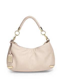 Badgley Mischka - Farisa Shoulder Bag/Latte