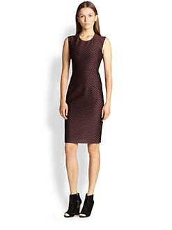 Burberry London - Carly Fil Coupe Dress