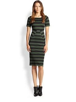 Burberry London - Elka Stripe Dress