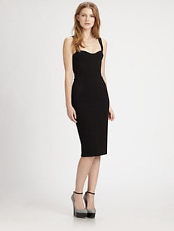 Burberry Prorsum - Bustier Dress
