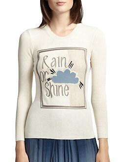 Burberry Prorsum - Rain Or Shine Sweater
