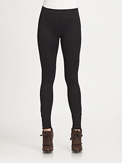 Burberry London - Corset Jersey Leggings