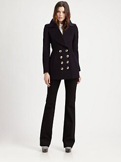 Burberry London - Wool/Cashmere Peacoat