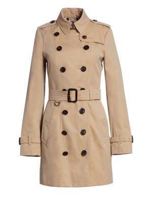 Sandringham Mid-Length Heritage Trench Coat