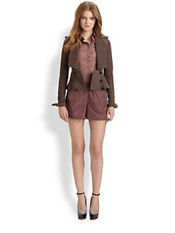 Burberry Prorsum - Nappa Leather Jacket