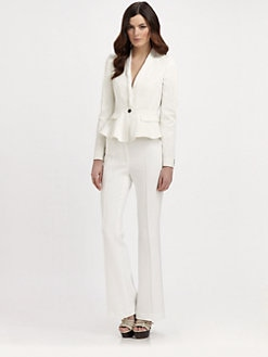 Burberry London - Peplum Jacket