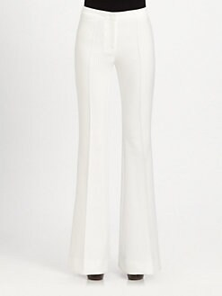 Burberry London - Flared Trousers