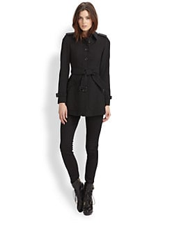 Burberry London - Billington Peplum Jacket
