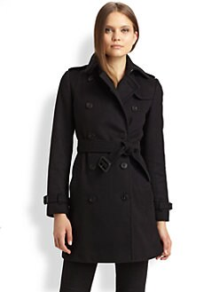 Burberry London - Buckingham Double-Breasted Trench
