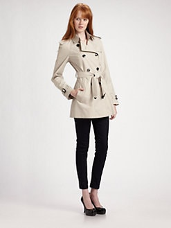 Burberry London - Mottram Double Breasted Trenchcoat