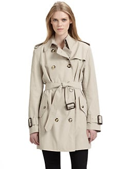 Burberry London - Marystow Double Breasted Trenchcoat