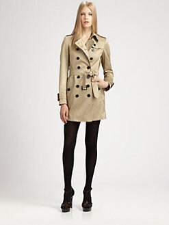 Burberry London - Westland Double-Breasted Trench