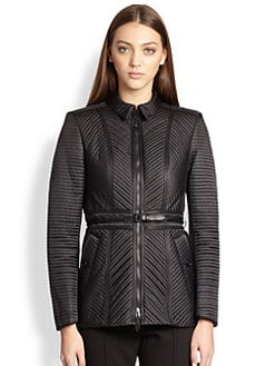 Burberry London - Quilted Jacket