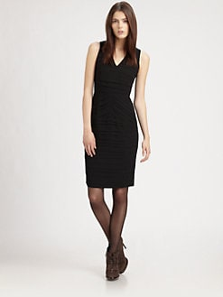 Burberry London - Tiered Dress