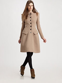 Burberry Prorsum - Princess Coat