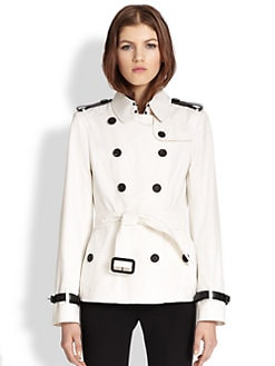 Burberry London - Kingsford Trenchcoat