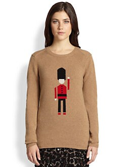 Burberry Prorsum - Cashmere British Guard Sweater