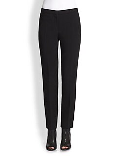 Burberry Prorsum - Straight Leg Ankle Pants