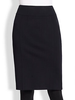 Burberry London - Jersey Pencil Skirt