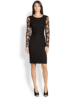 Burberry London - Lace Holiday Dress