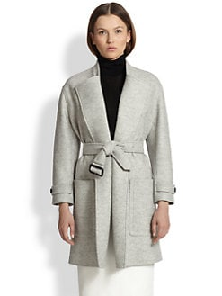 Burberry London - Heronsby Oversized Wool Coat