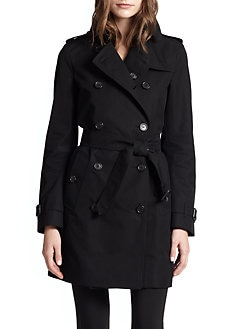 Burberry London - Double-Breasted Buckingham Trench