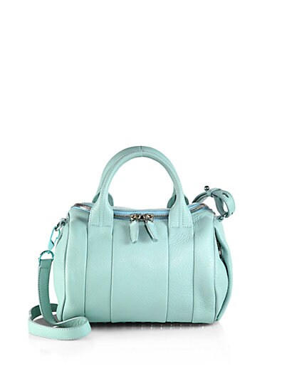 Rockie Dumbo Slick Satchel