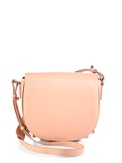 Lia Vault Crossbody Bag