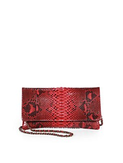 Beirn - Python Convertible Wallet Crossbody Bag
