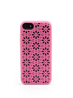 Kate Spade New York - Perforated Flower Case for iPhone? 5