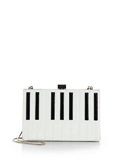 Kate Spade New York - Fancy Footwork Piano Keys Clutch