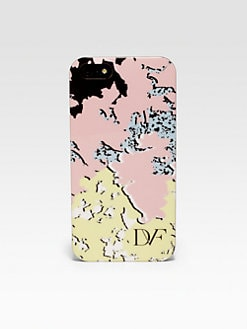 Diane von Furstenberg - Island Sea Printed Hardcase For iPhone 5