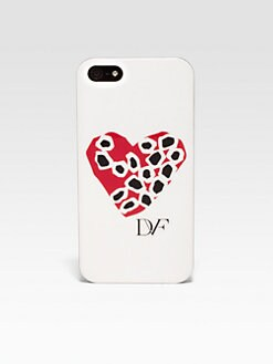 Diane von Furstenberg - Stone Heart Hardcase For iPhone 5