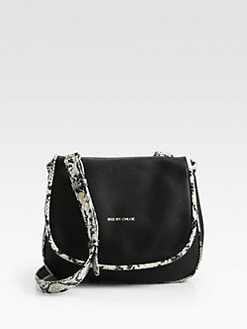 See by Chloe - April Mixed Media Crossbody