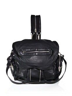 Alexander Wang - Marti Leather Backpack