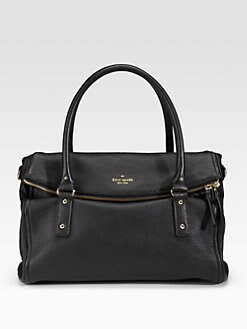 Kate Spade New York - Leslie Foldover Top Handle Bag
