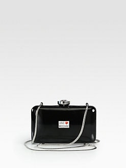 Love Moschino - Glossy Evening Clutch
