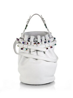 Alexander Wang - Iridescent Diego Bucket Bag