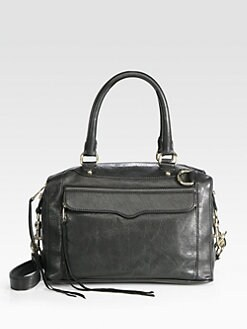 Rebecca Minkoff - Mab Mini Leather Shoulder Bag
