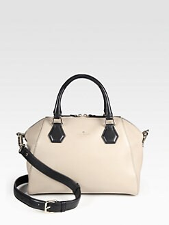 Kate Spade New York - Pippa Bi-Color Satchel