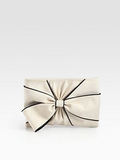 Kate Spade New York - Jesslyn Canvas Clutch