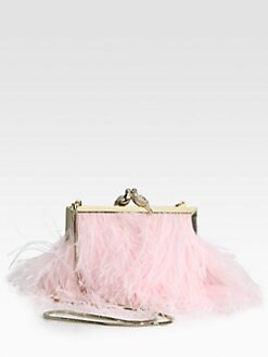 Kate Spade New York - Elliana Faux Ostrich Crossbody Bag